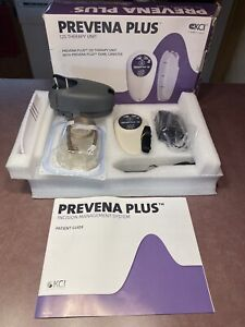 New Ib Kci Prevena Plus 125 Incision Management Therapy Unit 60300ep W canister