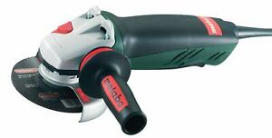 Metabo Wp8 115 10 000 Rpm 8 0 Amp 4 1 2 Non locking Paddle Switch Angle Grinder