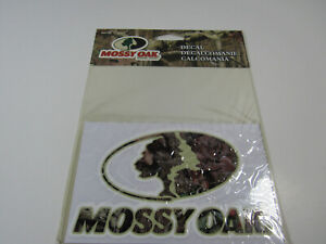 Mossy Oak Vinyl Decal Window Sticker Truck Mde1236 Camo