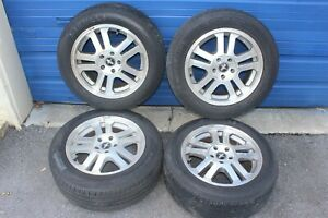 2007 Ford Mustang 5th Convertible 152 Gt Wheels Rims Set W Tires