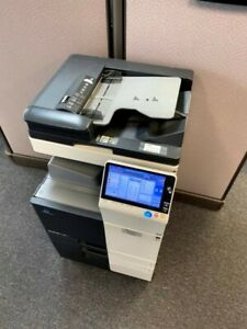 Multi Function Color Printer Scanner Copier Konica Minolta Bizhub C368