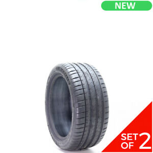 Set Of 2 New 245 40zr17 Michelin Pilot Sport 4 S 95y 9 5 32