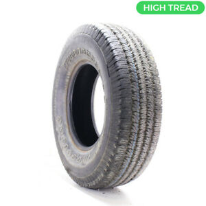 Used 265 75r16 Firestone Wilderness At 114s 15 32