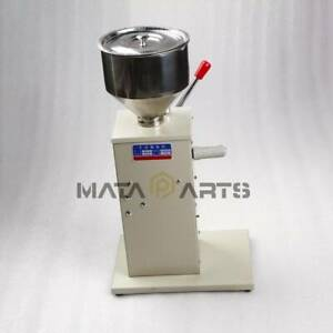 1 X Manual Stainless Liquid Paste Filling Machine Creams Dispensing Packaging
