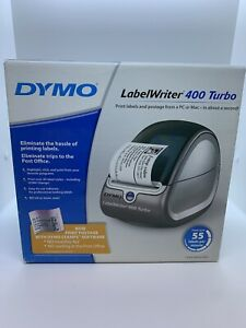 Sanford Dymo 400 Turbo 69110pc Connected Label Printer