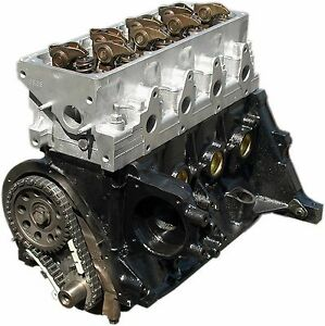 Remanufactured 90 2003 Gm 2 2 Chevy Long Block Engine
