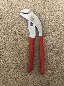 Blue Point Pwp7 Pipe Wrench Adjustable Pliers Usa