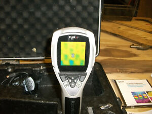 Flir F7 Thermal Imaging Camera With Software 140x140 4 To 482f