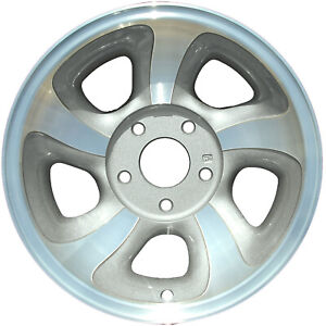 15 Chrome Alloy Wheel 1998 2005 Chevrolet S10 Blazer 5063