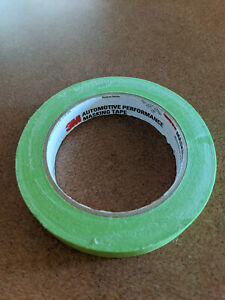 3m Automotive Performance Masking Tape 03431 18 Mm X 32 M Lime Green New