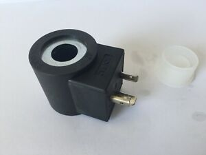 Premium Quality Hydraforce 08 Series 12v Solenoid Coil 6306012 Compatible Din