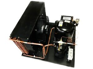 Indoor Condensing Unit 2 Hp Low Temp R404a 220v 1ph usa Qt Awa2479zxd