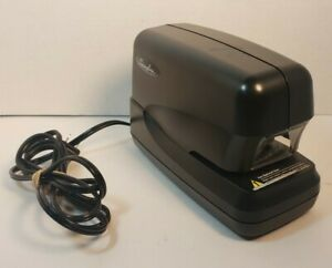 Swingline 270 Stapler High Capacity Electric 70 Sheets Black Works Great