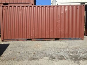 20 Ft Storage Container Ccr14110
