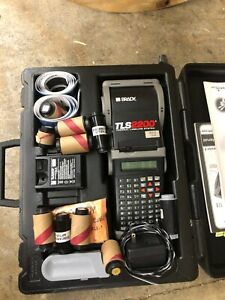 Brady Thermal Labeling System Tls 2200 With Labels