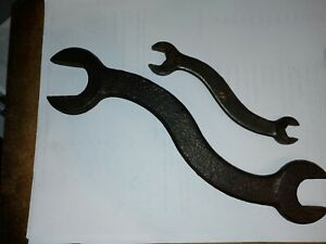 2 Old s Wrenches