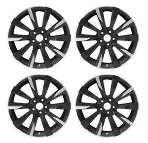 19 Infiniti Q60 2018 2019 Brand New Genuine Factory Oem Wheels Rims Set 73799