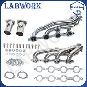 For Chevy Monte Carlo 1964 1988 Ls1 Ls2 Ls6 Ls7 Engine Conversion Swap Headers