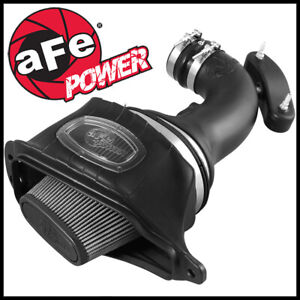 Afe Momentum Cold Air Intake System 2014 19 Corvette Stingray Grand Sport 6 2l