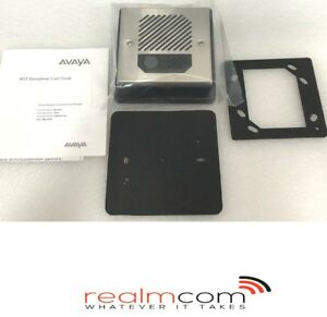 New Avaya Nortel Stainless Steel Door Phone Nt8b79fde6