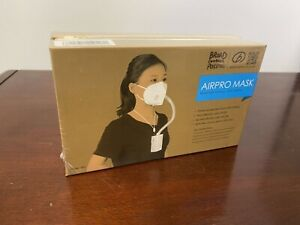 new Packing Breathe Freely Broad Airpro Mask Powered Air purifying Respirator