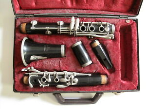 BUFFET CRAMPON EVETTE CLARINET GERMANY Case As Is
