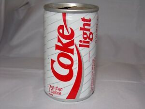 1991 Coca Cola Light can from Holland (produced in Bodegraven  Holland)