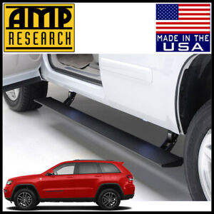 Amp Research Powerstep Electric Running Boards Fit 2018 2020 Jeep Grand Cherokee