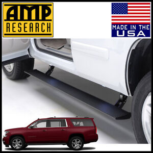 Amp Research Powerstep Electric Running Boards Fit 2015 2020 Chevy Suburban