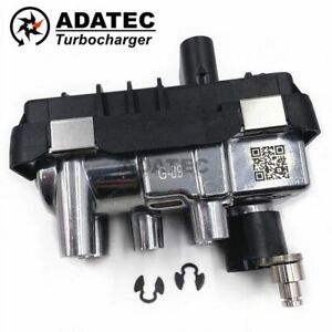 G 89 Turbo Electronic Actuator 821784 6nw010430 37 For Jeep Cherokee 2 0 Crd