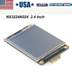 2 4 Nextion Nx3224k024 Hmi Tft Lcd Intelligent Touch Display Module Enhanced