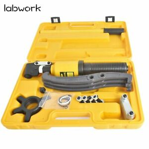 5 Ton Hydraulic Gear Bearing Wheel Bearing Puller Fit For Yescom 3in1