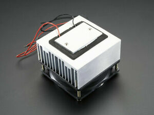 3dmakerworld Adafruit Peltier Thermoelectric Cooler Module Heat Sink 12v 5a