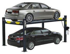 Amgo 408p Complete 4 post Parking Lift