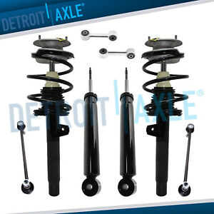 Bmw 323i 325ci 330ci Struts Assembly Shock Absorbers Sway Bars Front Rear