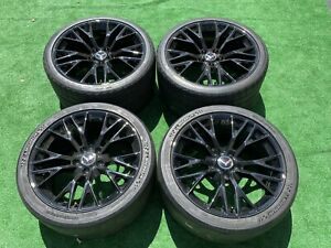 Corvette Zo6 Grand Sport Wheels Rims Michelin Tires Oem Genuine