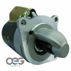New Starter For Ford New Holland Farm Tractor 2000 3000 5000 Series 60 83