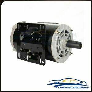 5 Hp Air Compressor Motor 56hz Frame 3450 Rpm 7 8 Single Phase 2 Pole