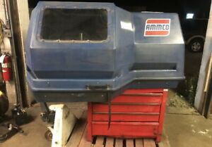Ammco 4000b Disc And Drum Lathe W Ammco Tool Box Adapters Enviromental Case