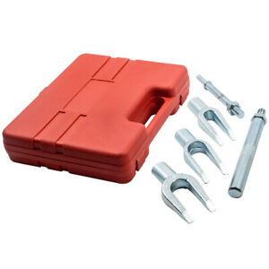 Tie Rod Ball Joint Seperator Pitman Arm Pickle Fork Air Hammer Handle Tool Kit