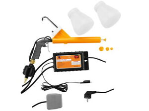 Newest Complete 10 30 Psi Powder Coating System paint Gun Pc50
