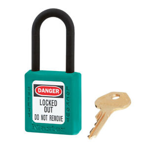 Master Lock 406 Lockout tagout Padlock Keyed Different Locksport 410 Loto