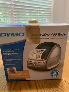 Euc Dymo 400 Turbo 69110pc Connected Label Printer Bundle