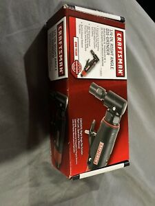Craftsman Pneumatic 1 4 Inch Right Angle Die Grinder