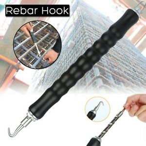 New Rebar Tie Wire Twister Automatic Concrete Metal Wire Twisting Fence Tool Us