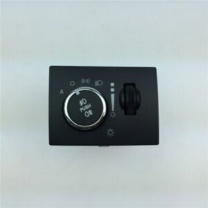 For Chrysler 300c Headlight Switch Fog Lamp Switch Dashboard Accessories