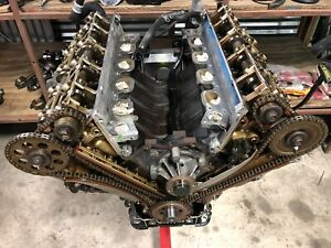 2003 2004 Ford Mustang Svt Cobra Engine Longblock Motor 4 6l 03 04 Forged Manley
