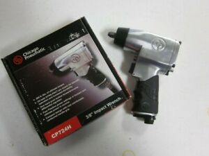 3 8 Drive Heavy Duty Impact Wrench Chicago Pneumatic Cp 724h New In Box