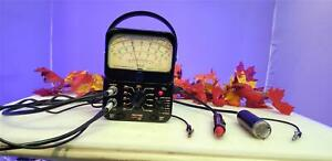 Vintage Precision Apparatus Co Multimeter 88 Vacuum Test Probe Ac dc Vtvm Probe