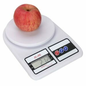 10kg 1g Lcd Electronic Scale Kitchen Packaging Shipping Food Diet Scale Us